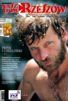 Nasz Dom Rzeszów : miesięcznik społeczno-kulturalny. 2011, R. 7, nr 9 (wrzesień)