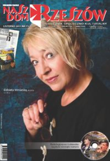 Nasz Dom Rzeszów : miesięcznik społeczno-kulturalny. 2011, R. 7, nr 11 (listopad)