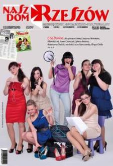 Nasz Dom Rzeszów : miesięcznik społeczno-kulturalny. 2012, R. 8, nr 3 (marzec)