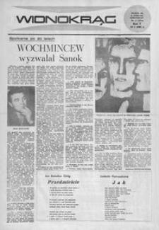 Widnokrąg : tygodnik kulturalny. 1965, nr 4 (31 stycznia)