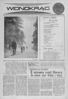 Widnokrąg : tygodnik kulturalny. 1965, nr 5 (7 lutego)