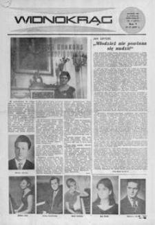 Widnokrąg : tygodnik kulturalny. 1965, nr 6 (14 lutego)