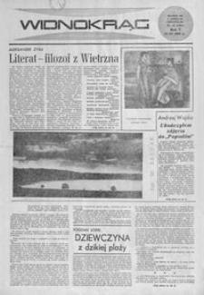 Widnokrąg : tygodnik kulturalny. 1965, nr 11 (21 marca)