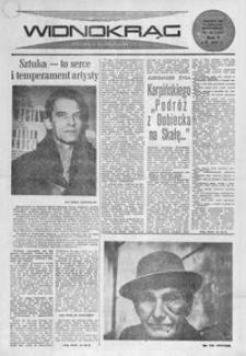 Widnokrąg : tygodnik kulturalny. 1965, nr 13 (4 kwietnia)