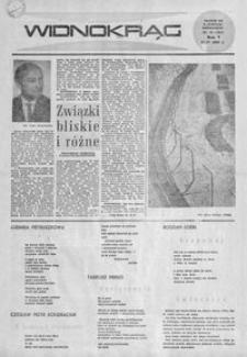 Widnokrąg : tygodnik kulturalny. 1965, nr 14 (11 kwietnia)
