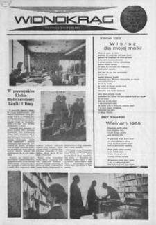 Widnokrąg : tygodnik kulturalny. 1965, nr 19 (16 maja)