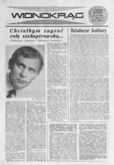 Widnokrąg : tygodnik kulturalny. 1965, nr 20 (23 maja)