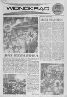 Widnokrąg : tygodnik kulturalny. 1965, nr 24 (20 czerwca)