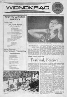 Widnokrąg : tygodnik kulturalny. 1965, nr 26 (4 lipca)