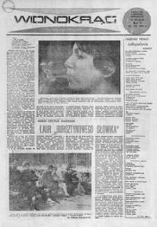 Widnokrąg : tygodnik kulturalny. 1965, nr 33 (22 sierpnia)