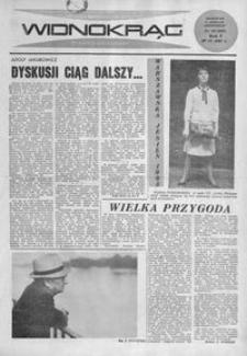 Widnokrąg : tygodnik kulturalny. 1965, nr 38 (26 września)