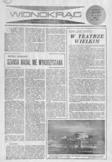 Widnokrąg : tygodnik kulturalny. 1965, nr 41 (17 października)