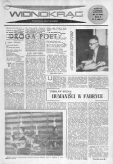 Widnokrąg : tygodnik kulturalny. 1965, nr 43 (31 października)