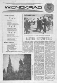 Widnokrąg : tygodnik kulturalny. 1965, nr 44 (7 listopada)