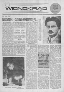 Widnokrąg : tygodnik kulturalny. 1965, nr 46 (21 listopada)