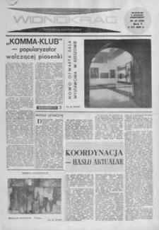 Widnokrąg : tygodnik kulturalny. 1965, nr 48 (5 grudnia)
