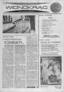 Widnokrąg : tygodnik kulturalny. 1965, nr 51 (26 grudnia)