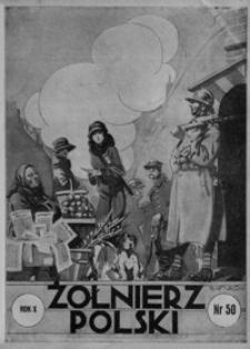 Żołnierz Polski. 1928, R. 10, nr 50 (9 grudnia)