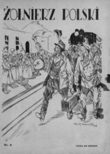Żołnierz Polski. 1929, R. 11, nr 8 (24 lutego)