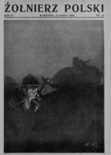 Żołnierz Polski. 1929, R. 11, nr 10 (10 marca)