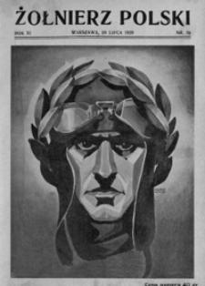 Żołnierz Polski. 1929, R. 11, nr 30 (28 lipca)