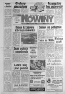 Nowiny : gazeta codzienna. 1995, nr 43-65 (marzec)