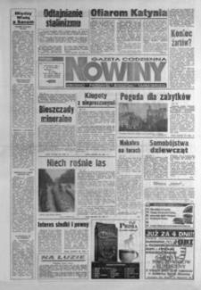 Nowiny : gazeta codzienna. 1995, nr 65-84 (kwiecień)