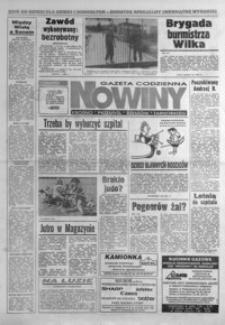 Nowiny : gazeta codzienna. 1995, nr 105-125 (czerwiec)