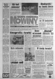 Nowiny : gazeta codzienna. 1995, nr 169-189 (wrzesień)