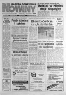Nowiny : gazeta codzienna. 1995/1996, nr 233-251 (grudzień / styczeń)
