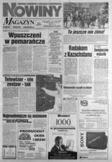 Nowiny : gazeta codzienna. 1996/1997, nr 232-252 (grudzień / styczeń)