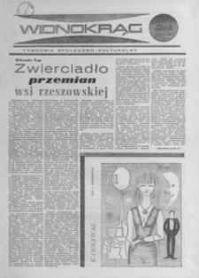 Widnokrąg : tygodnik społeczno-kulturalny. 1968, nr 3 (21 stycznia)
