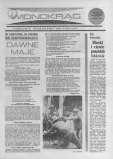 Widnokrąg : tygodnik społeczno-kulturalny. 1968, nr 17 (28 kwietnia)