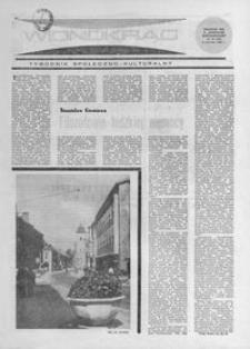 Widnokrąg : tygodnik społeczno-kulturalny. 1968, nr 23 (9 czerwca)