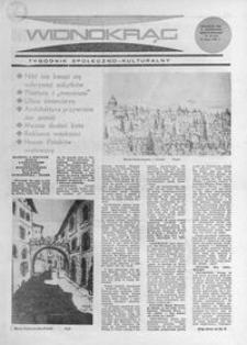 Widnokrąg : tygodnik społeczno-kulturalny. 1968, nr 28 (14 lipca)