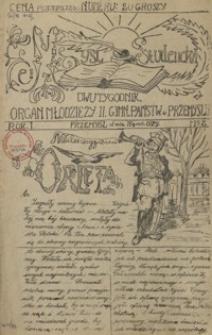 [Myśl Studencka : organ młodzieży II. Gimn. Państw. w Przemyślu]. 1924, R. 1, nr 2 (15 grudnia)