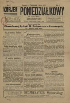 Kurjer Poniedziałkowy. 1919, R. 2, nr 9-10 (marzec)