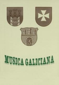 Życie muzyczne dawnego Lwowa (XIII-XVII wiek)