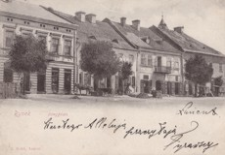 Rynek - Ringplatz [Fotowidokówka z obiegu]