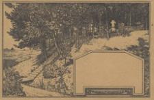 Westgalizischer Kriegerfriedhof: Lubaczowa [Grafika w formie pocztówki czysta]