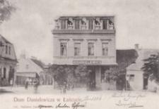 Dom Danielewicza w Łańcucie [Pocztówka]