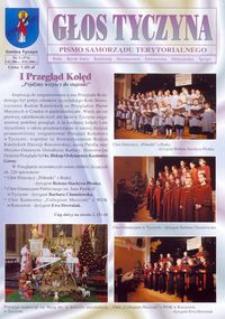 Głos Tyczyna : pismo samorządu terytorialnego. 2006, nr 3 (luty)