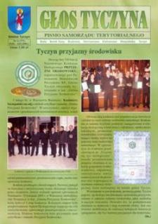 Głos Tyczyna : pismo samorządu terytorialnego. 2006, nr 4 (luty/marzec)