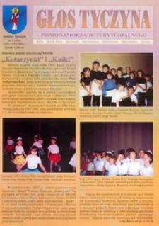 Głos Tyczyna : pismo samorządu terytorialnego. 2006, nr 5 (marzec)