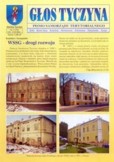 Głos Tyczyna : pismo samorządu terytorialnego. 2006, nr 7 (kwiecień)