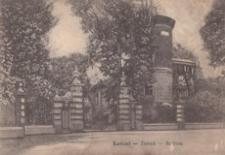 Łańcut - Zamek - Schloss [Fotowidokówka czysta]