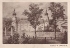 Zamek w Łańcucie [Pocztówka]