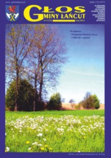 Głos Gminy Łańcut. 2013, nr 2 (maj)