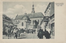 Kolbuszowa. Kościół paraf. rzym. kat. [Widokówka z obiegu]