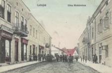 Leżajsk. Ulica Mickiewicza [Widokówka z obiegu]